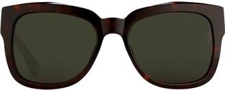 Linda Farrow Dries Van Noten D-frame sunglasses