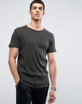 Selected Homme T-Shirt with Stripe Detail