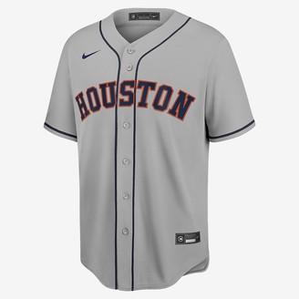 Nike Men's Replica Baseball Jersey MLB Houston Astros (Alex Bregman)