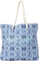 Rip Curl Standard Inca Daze Tote Bag Blue