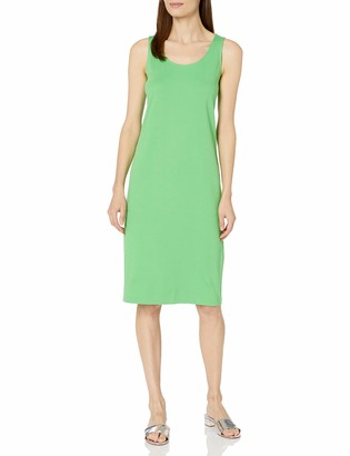 Joan Vass Women's Tank Dress