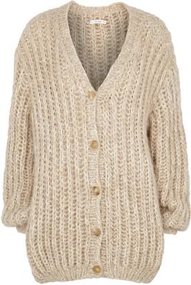 The Row Seilde chunky-knit cashmere-blend cardigan