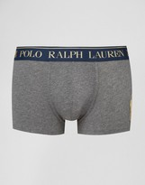 Polo Ralph Lauren Trunks With Gold Detail