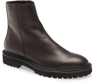 Aquatalia Zip Boot