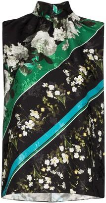 Erdem Koten sleeveless floral top