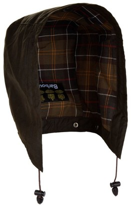 Barbour Sylkoil Waxed Hood