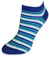 Kate Spade Striped No-Show Socks