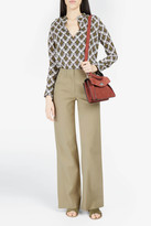 A.L.C. Miles Wide-Leg Flared Trousers