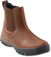 L.L. Bean Rugged Ridge Pull-On Leather Boots