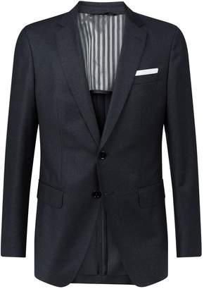 BOSS Flannel Wool Jacket
