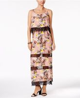 NY Collection Popover Maxi Dress
