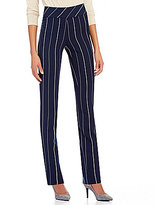Investments the PARK AVE fit Pull-On Straight Leg Striped Pants