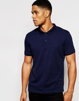DKNY Polo Shirt Embroidered Chest Logo