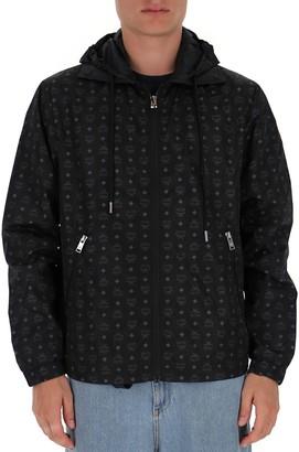 MCM Visetos Hooded Jacket
