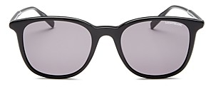 Montblanc Men's Square Sunglasses, 52mm