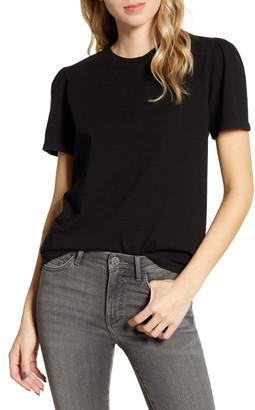 Citizens of Humanity Hannah Puff Shoulder T-Shirt
