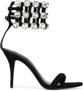 Alexander Wang Antonia sandals - women - Leather/Suede - 38.5