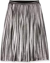 GUESS Girl's J74D08K6Bs0 Skirt,(Manufacturer Size: 10)