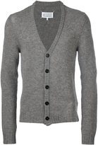 Maison Margiela v-neck cardigan - men - Wool - L