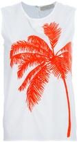 Stella Mccartney palm tree t-shirt