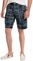Tommy Bahama Paolo Patchwork Shorts (For Men)