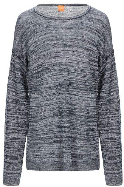 7fb332aa Mens Boss Orange Sweater - ShopStyle UK