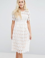 Little White Lies Tagan Crochet Dress