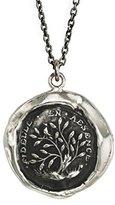Pyrrha Unisex 925 Sterling Silver Fidelity Talisman Necklace
