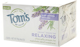 Tom's of Maine Relaxing, Natural Beauty Bar Soap with Calming lavender 4 oz