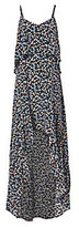 Exclusive for Intermix Layla High Low Silk Dress