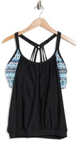 Thumbnail for your product : Next Daylight Double Up Tankini Top