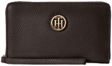 Tommy Hilfiger TH Serif Signature - Carryall Wristlet