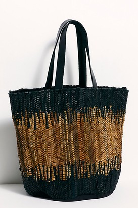 Free People Fp Collection Rumi Selvage Tote by FP Collection at