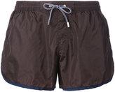 MC2 Saint Barth Equipe 18 swim shorts - men - Polyamide - L