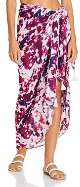 Aqua Swim Sarong Skirt Swim Cover-Up - 100% Exclusive