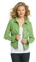 Oneworld® Colored Denim Jacket