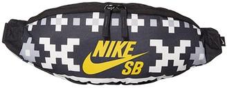 Nike SB Heritage Hip Pack - All Over Print 1 (Anthracite/Sail/Dark Sulfur) Bags