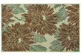 Bacova Marbella Blooms Accent Rugs