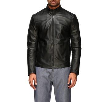 Emporio Armani Jacket Leather Nail
