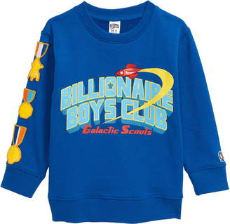 Billionaire Boys Club Honor Crewneck Graphic Sweatshirt