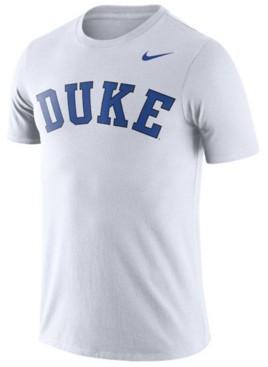 Nike Men's Duke Blue Devils Wordmark T-Shirt