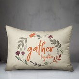 Swan Hill Gather Together Lumbar Pillow August Grove