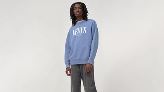 Levi's Relaxed Graphic Crewneck