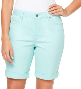 Gloria Vanderbilt Women's City Cuffed Jean Shorts