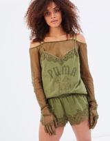 Lace Trim Sleepwear Shorts