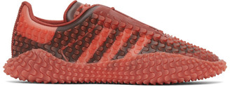 Craig Green Red adidas Edition CG Graddfa AKH Sneakers