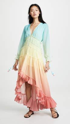 Rococo Sand Rainbow Dress