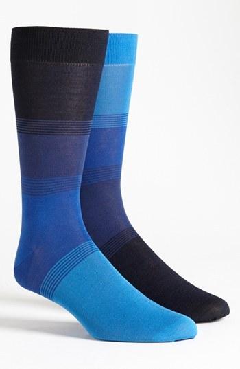 Ted Baker Pantherella for Stripe Socks