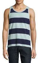 Sol Angeles Striped Sleeveless Tee