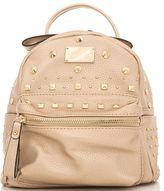 Quiz Rose Gold Studded Backpack